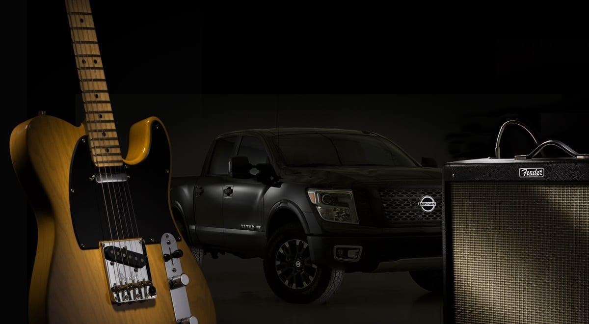 2021 Nissan Titan Fender